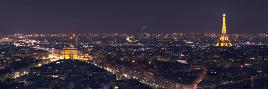 Votre chauffeur privé Paris by night